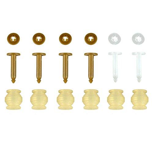 Tera 6Pcs Kit of Upgrade Anti Vibration Jello Gimbal Dampeni