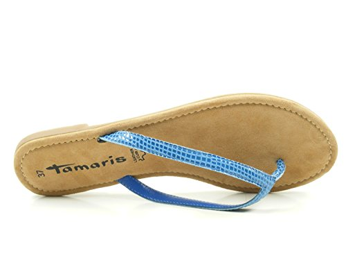 Tamaris Women's 27115 Shoe and Boot Toe Guards, Black, 3 UK Blue