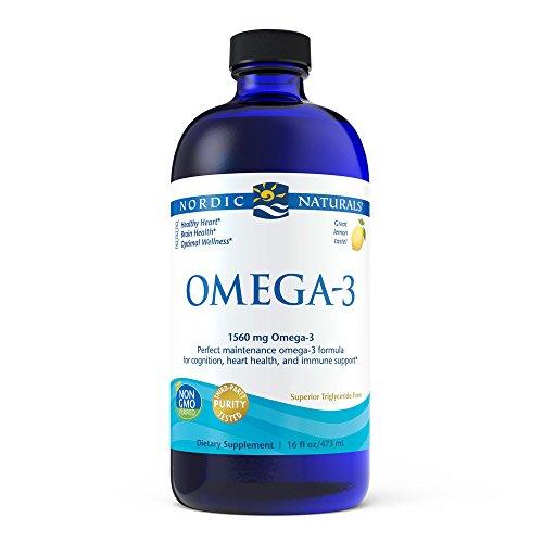 Nordic Naturals Omega 3 Lemon 1560 product image