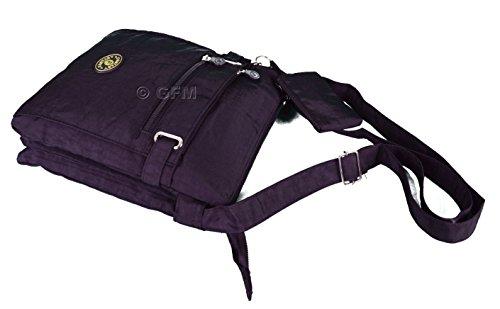 Bolsas Pesadilla Compartimento 1 Película Cruzada Style Para Bolso Fuchsia Antes Bolsillo De crtglb01 La Tela Gfm Bandolera Multiuso 87xZFw
