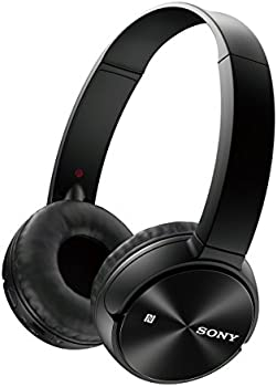 Sony MDR-ZX330BT/B Wireless Bluetooth Headphones