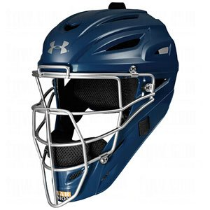 Under Armour Adult PTH Victory Series Catcher's Helmet ()