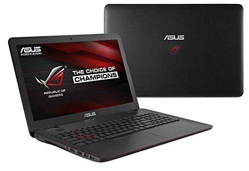 ASUS ROG GL551VW Gaming Notebook PC (Intel Quad Core i7-6700HQ 2.6GHz, 32GB RAM, 250GB SSD + 2TB HDD, NVIDIA GTX 960M 4GB, 15.6-inch Full HD, Windows 10) - Laptop Computer for Gamers