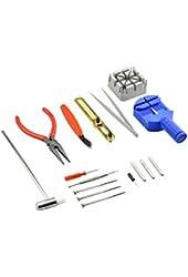 SE JT6221 16-Piece Watch Repair Tool Kit