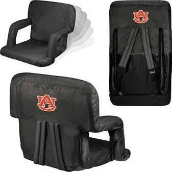 NCAA Auburn Tigers Ventura Portable Reclining Seat - Backpack Tigers Auburn