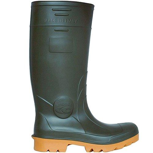 Cofra 00010-002.W38 Country O4 SRC Chaussure de sécurité Taille 38 Vert