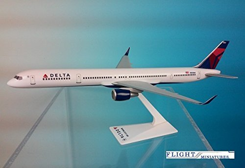 delta-air-lines-07-cur-757-300-airplane-miniature-model-snap-fit-1200-part-aab-32100h-014-by-flight-