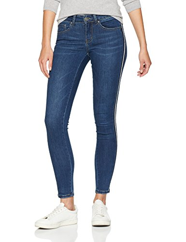 cartoon, Jean Slim Femme Blau (Middle/Blue/Denim 8619)