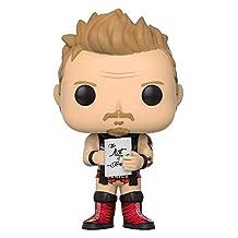 Funko 14253 Pop WWE-Jericho Old School