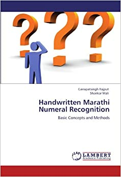 Book Handwritten Marathi Numeral Recognition: Basic Concepts and Methods