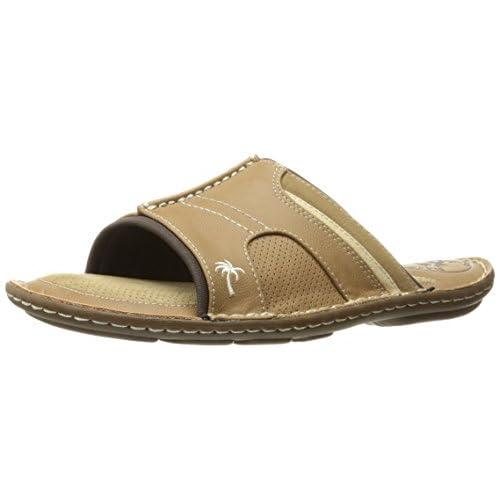 3682125e570 Men's ST Martin Slide Sandal on sale at Amazon Fashion for $25 was ...