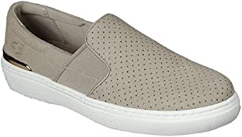 Concept 3 by Skechers Women's Taking Control Slip-on Sneaker
