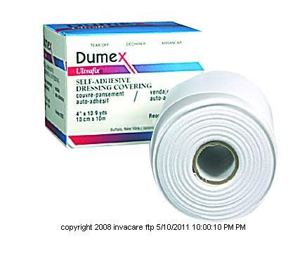 Cover Dressing Adhesive Self (Self-Adhesive Dressing Cover [DUMEX DRSG TAPE 2IN X 11YD] (EA-1) by DermaScience)