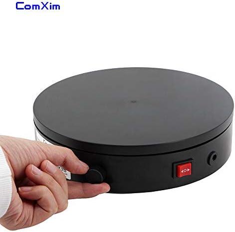 Comxim 360 Grad Drehteller Für Fotografie Für Kamera