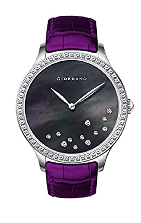 Giordano Analog Multi-Color Dial Women's Watch - 2691-02