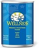 Wellness, Dog Food Fish & Potato 12.5 oz