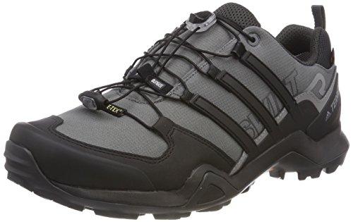 Adidas Mænd Terrex Hurtige R2 Gtx Trekking & Vandreture Lave Sko, Sort, Grå Eu 50,7 (gricin / Negbas / Carbon 000)