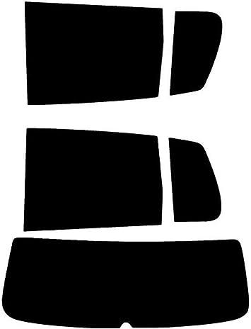 Pssc Pre Cut Hinten Auto Fenster Tint Filme Für Vw Fox 4 Tür Schrägheck 2009 2016 Auto