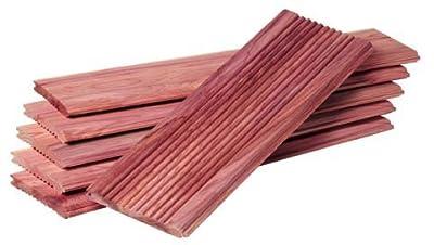 Aromatic Cedar Drawer Liners - Set of 10