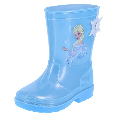 Frozen 077687 Parent Girls Elsa Rainboot