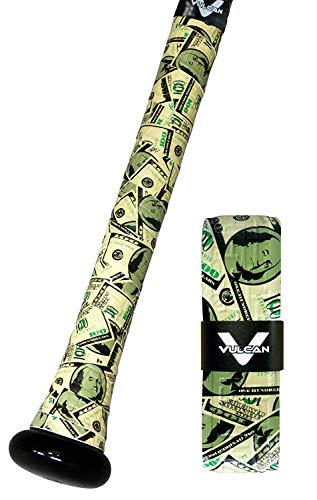 Vulcan 0.50mm Bat Grip/Money