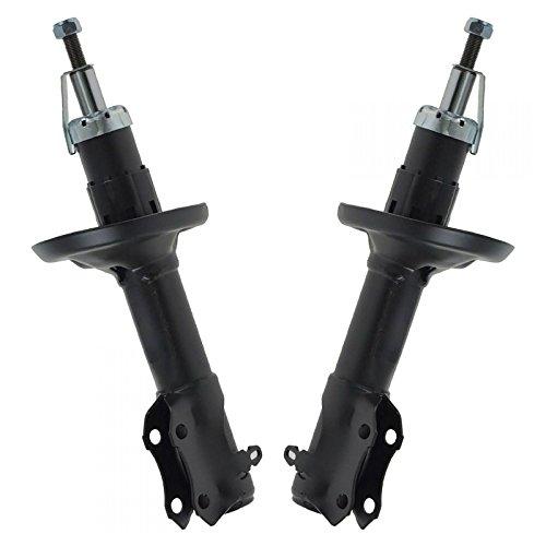 Front Strut Shock Absorber Left & Right Pair Set of 2 for VW Golf Jetta