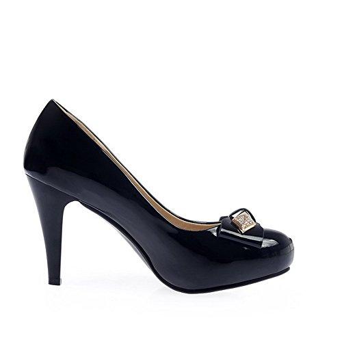 Mod Comfys Damen Schuhe / Absatzschuhe / Stöckelschuhe, Leder-Innenfutter und -Einlage (37 EUR) (Schwarz)