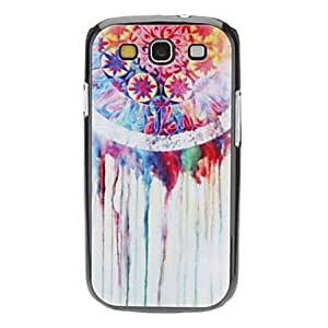 hao Colorful Garland Pattern Hard Case for Samsung Galaxy S3 I9300