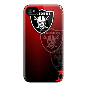 KennethKaczmarek Iphone 6plus Perfect Hard Cell-phone Case Unique Design Colorful Oakland Raiders Series [AVJ18002enNj]
