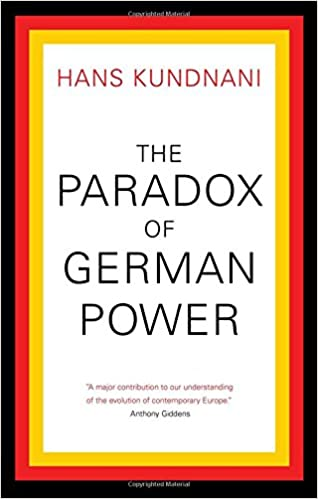 The Paradox of German Power