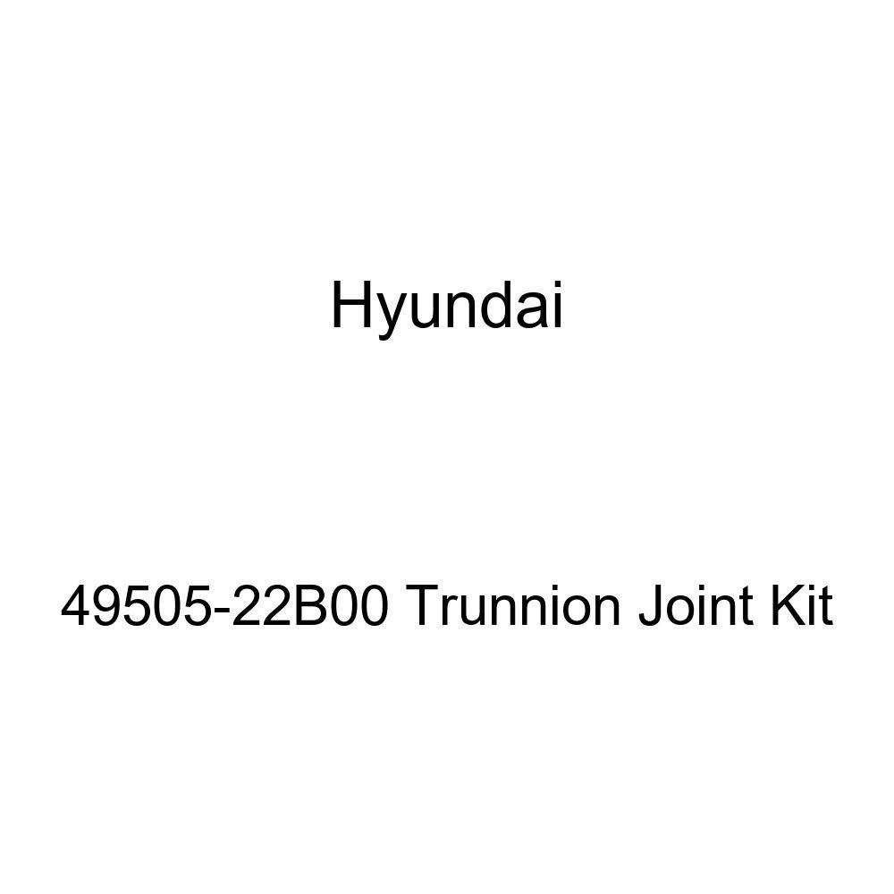 Genuine Hyundai 49505-22B00 Trunnion Joint Kit