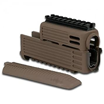 Tapco Intrafuse AK Handguard - Dark Earth: Amazon co uk