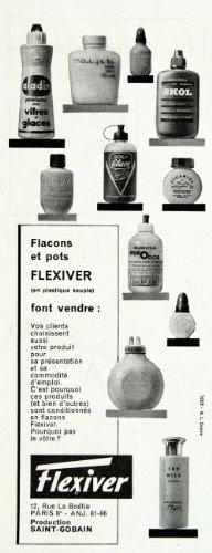 1958-ad-flexiver-pots-bottle-french-supple-plastic-12-rue-boetie-skol-aladin-cap-original-print-ad