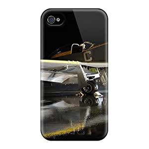 Hot Tpu Cover Case For Iphone/ 4/4s Case Cover Skin - Mustang For Immoral