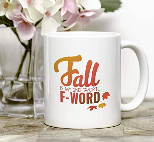 Halloween decor/fall leaves/autumn giftFall mug/fall decor/fall is my