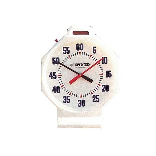 Competitive Swimming 15-inch Clock (White)