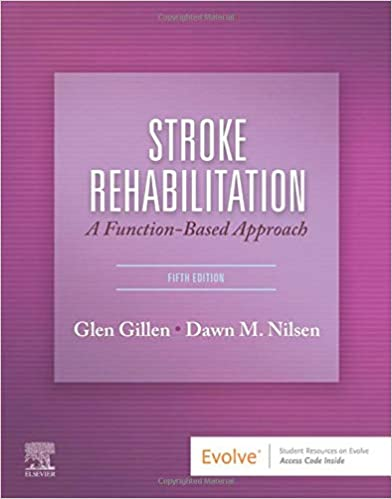 Stroke Rehabilitation E-Book: A Function-Based Approach, 5th Edition - Original PDF