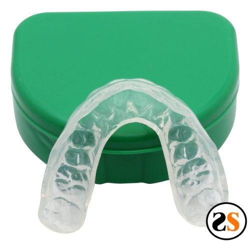 Clear Custom Professional Sports Mouth Guard by SportingSmiles (Image #1)