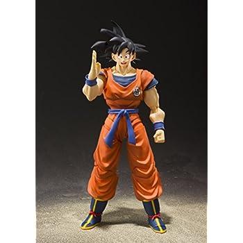 """Bandai Tamashii Nations S.H. Figuarts Son Goku (A Saiyan Raised on Earth) """"Dragon Ball Super"""" Action Figure"""