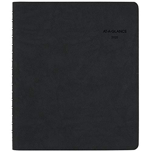 - AT-A-GLANCE 2020 Weekly & Monthly Planner/Appointment Book, 6-1/2