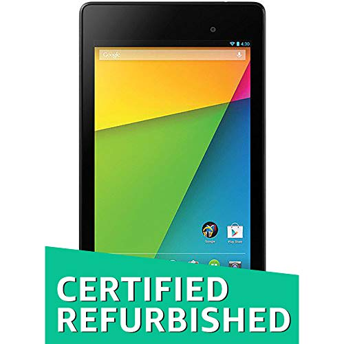 Asus Google Nexus 7 16GB Tablet (Gen 2), 7 Inches (Certified Refurbished)