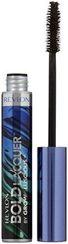 Revlon Bold Lacquer Grow Luscious Length+Volume Mascara - WP Blackened Brown (223) - 0.24 oz (Mascara Brown Luscious)