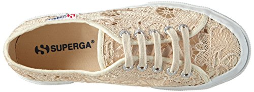 Sneakers Ivory 2750 Women's Superga Macramew Up7WwqUt