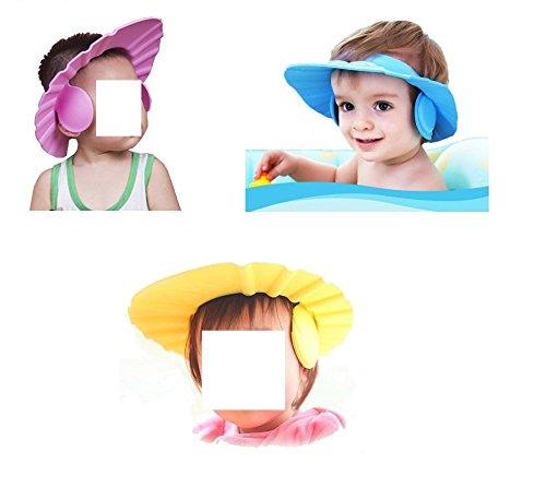 DS GESICHTSSCHUTZ AUGENSCHUTZ Ohrenschutz Haare Waschen Baby Kind Baden Shampoo 7994667087