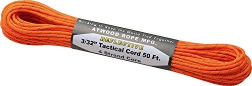 モッキンバードメンバー区別するアトウッドロープ(Atwood Rope) 登山 アウトドア 万能ロープ タクティカルコード 太さ2.4mm