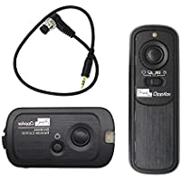 PIXEL RW221 DC0 Wireless Shutter Release Remote Control...