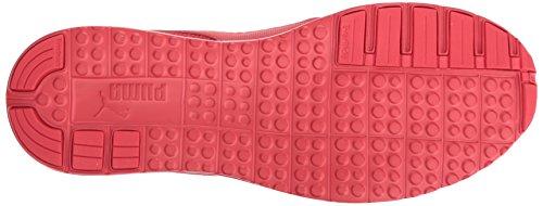 Eea Rosso ad US 9 Sneaker Fashion alto rischio Uomo Carson M Runner Knit 5 HtwwYx