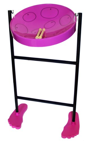 Jumbie Jam Steel Drum Musical Instrument, Purple
