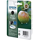 Printer cartridge - Printer cartridge - T1291 ink cartridge - black C13T12914010 (EPSON)
