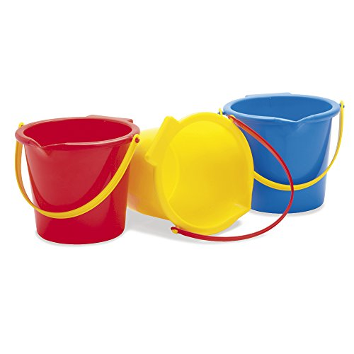 American Educational Products DT-1330 Bucket With Lip Activity Set, 6.0449